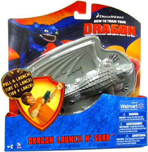 How to Train Your Dragon Dragon Launch N' Soar Red Death Action Figure