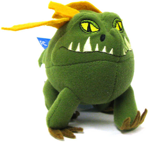 How to Train Your Dragon Mini Talking Gronkle Plush
