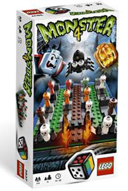 LEGO Games Monster 4 Board Game #3837