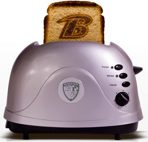 MLB ProToast Retro Baltimore Ravens Toaster