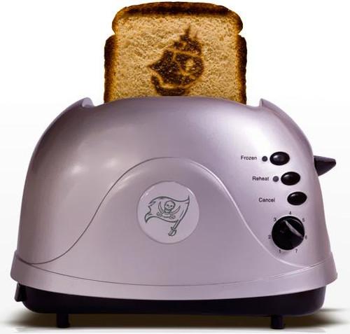 NFL ProToast Retro Tampa Bay Buccaneers Toaster
