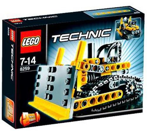 LEGO Technic Mini Bulldozer Set #8259