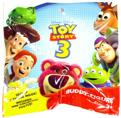Toy Story 3 Buddy Figure Mystery Pack