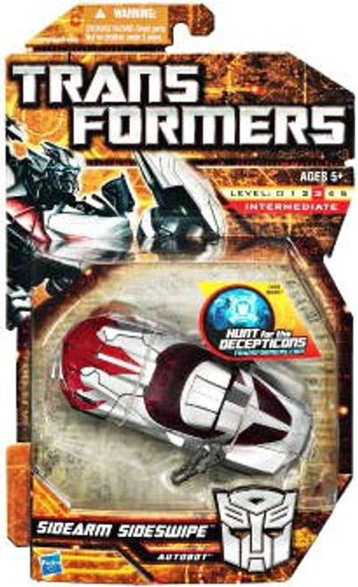 Transformers Hunt for the Decepticons Sidearm Sideswipe Deluxe Action Figure