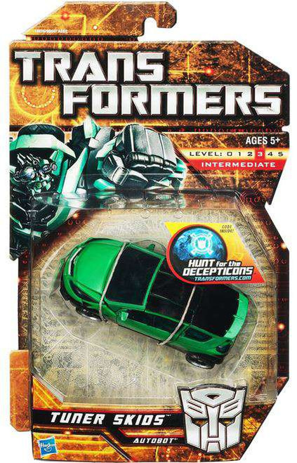Transformers Hunt for the Decepticons Tuner Skids Deluxe Action Figure