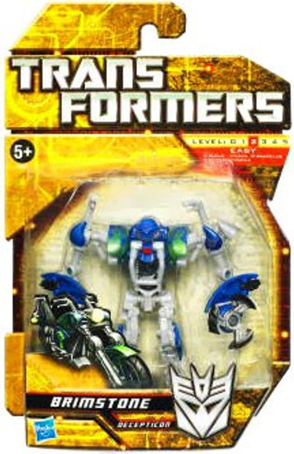 Transformers Hunt for the Decepticons Brimstone Scout Action Figure