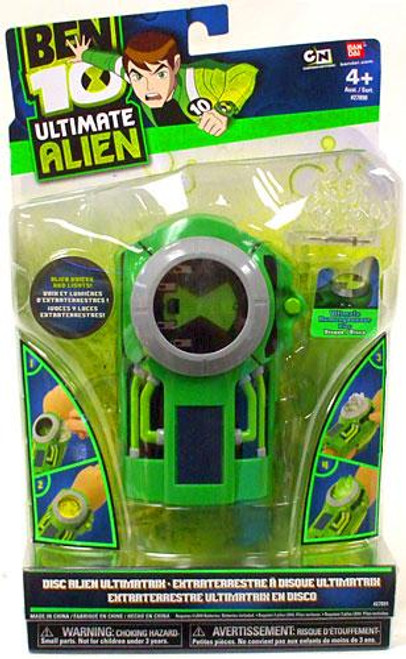 Ben 10 Ultimate Alien Disc Alien Ultimatrix Roleplay Toy
