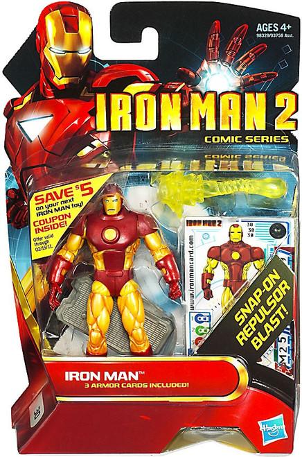 Iron Man 2 Comic Series Iron Man Action Figure #30 [Neo-Classic]