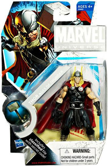 Marvel Universe Exclusives Thor Exclusive Action Figure [Ages of Thunder]