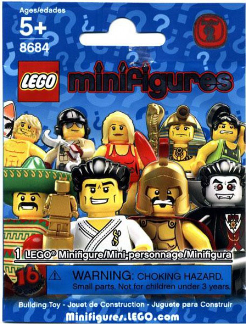 LEGO Minifigures Series 2 Mystery Pack