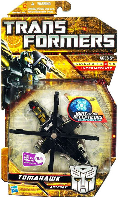 Transformers Hunt for the Decepticons Tomahawk Deluxe Action Figure