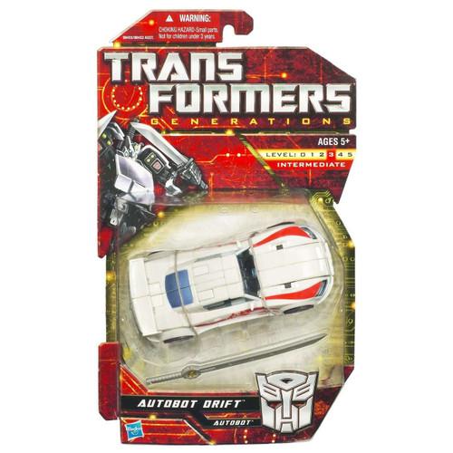 Transformers Generations Deluxe Autobot Drift Deluxe Action Figure