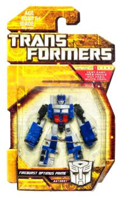 Transformers Hunt for the Decepticons Fireburst Optimus Prime Legends Legends Mini Figure