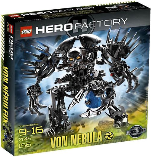 LEGO Hero Factory Von Nebula Set #7145