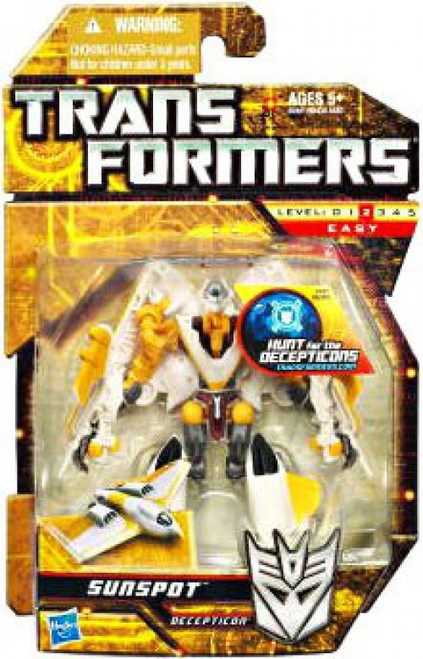 Transformers Hunt for the Decepticons Sunspot Scout Action Figure