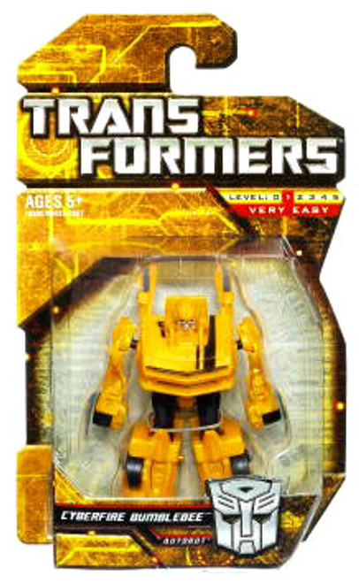 Transformers Hunt for the Decepticons Cyberfire Bumblebee Legends Action Figure