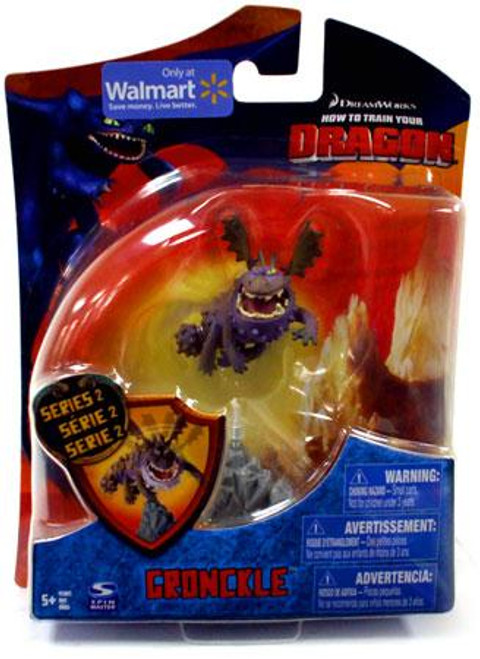 How to Train Your Dragon Series 2 Gronckle Action Figure