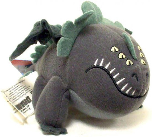 How to Train Your Dragon Mini Talking Red Death Plush