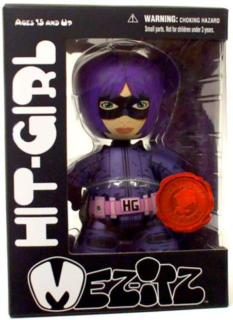 Kick-Ass Mez-itz Hit Girl Exclusive Vinyl Figure