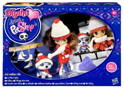 Littlest Pet Shop Blythe Loves Blythe's Sitters Cold Weather Cutie Figure Set B1, 1617