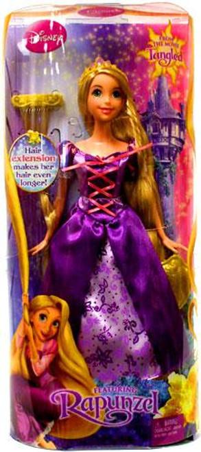 Disney Tangled Rapunzel Doll [Hair Extension]