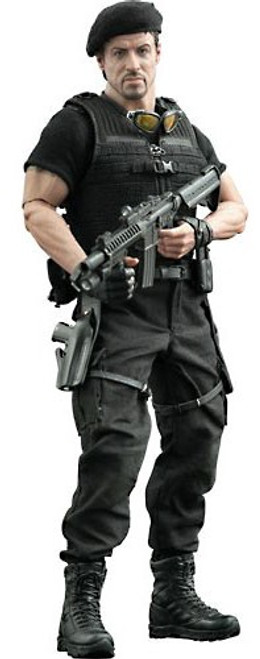 The Expendables Movie Masterpiece Barney Ross 1/6 Collectible Figure [2011 Version]