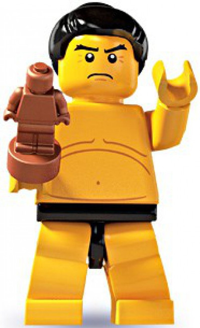 LEGO Minifigures Series 3 Sumo Wrestler Minifigure [Loose]