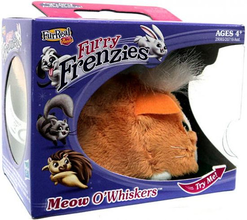 FurReal Friends Furry Frenzies Meow O'Whiskers Figure