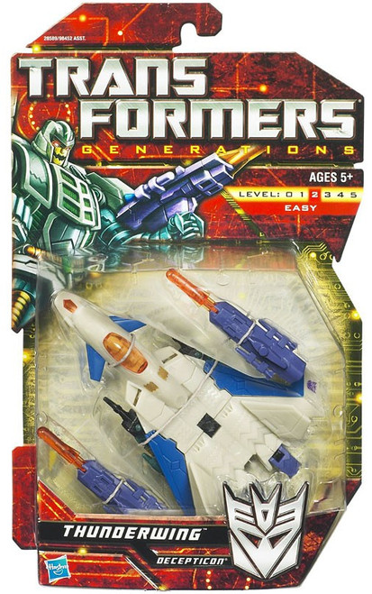 Transformers Generations Deluxe Thunderwing Deluxe Action Figure