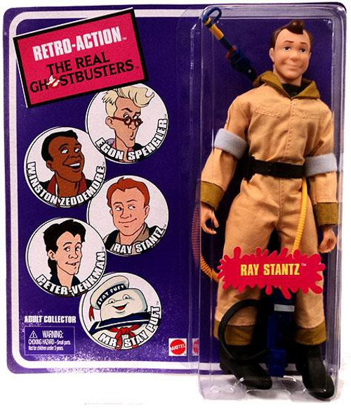 The Real Ghostbusters Retro Action Series 1 Ray Stantz Action Figure