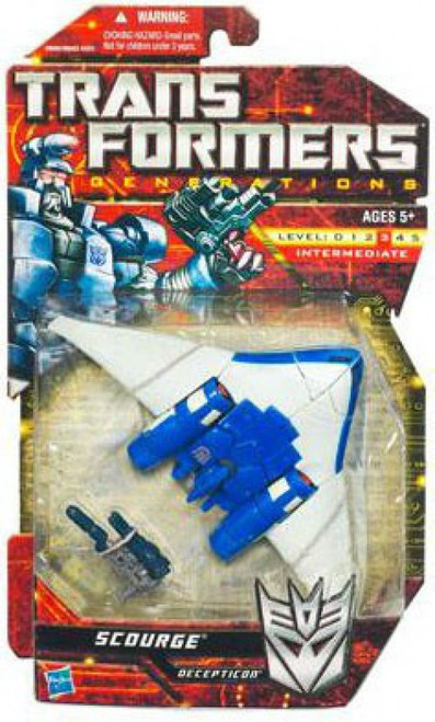 Transformers Generations Deluxe Scourge Deluxe Action Figure