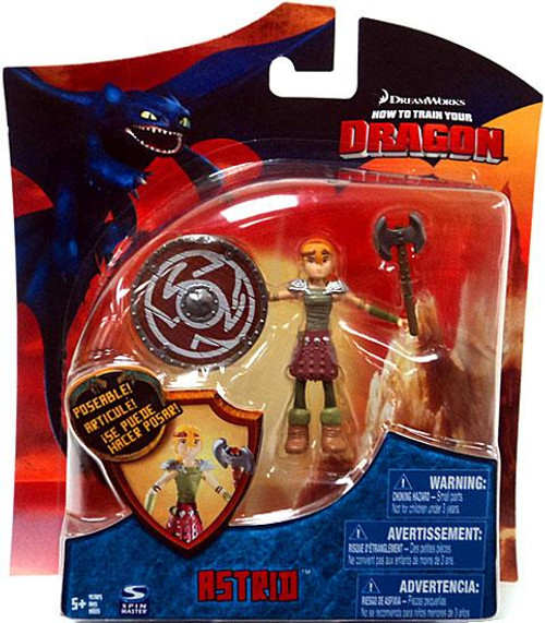 How to Train Your Dragon Series 3 Astrid Action Figure