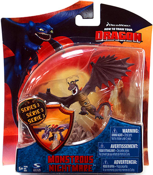 How to Train Your Dragon Series 3 Monstrous Nightmare Action Figure
