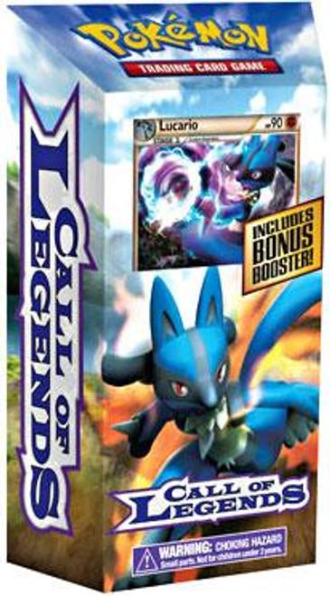 Pokemon Call of Legends Retort Theme Deck [Sealed Deck]
