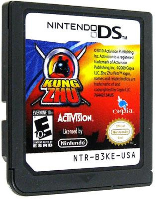 Nintendo DS Kung Zhu Video Game [Game Only Loose]