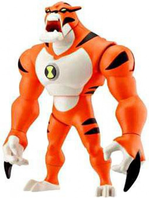Ben 10 Ultimate Alien DNA Alien Heroes Rath Action Figure