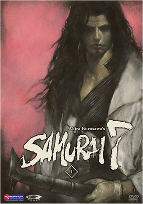 Samurai 7 - Volume 1 DVD