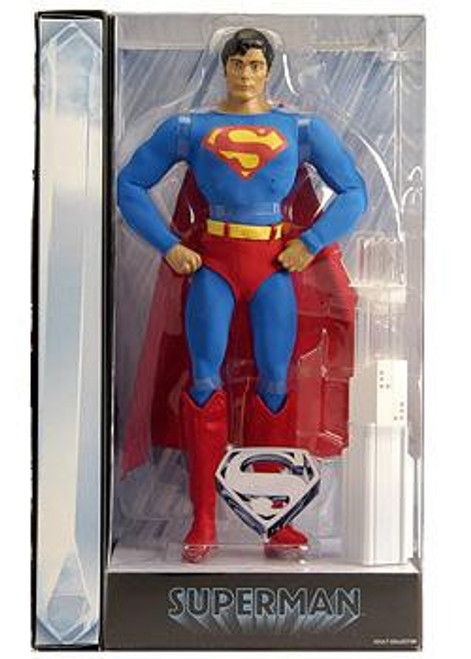 DC Movie Masters Superman Exclusive 12 Inch Action Figure [Christopher Reeves]