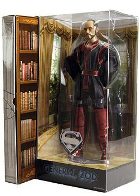 DC Superman Movie Masters General Zod Exclusive 12 Inch Action Figure [Terence Stamp]