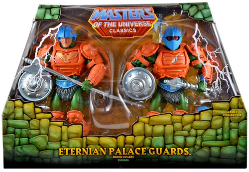 Masters of the Universe Classics Club Eternia Eternian Palace Guards Exclusive Action Figure 2-Pack