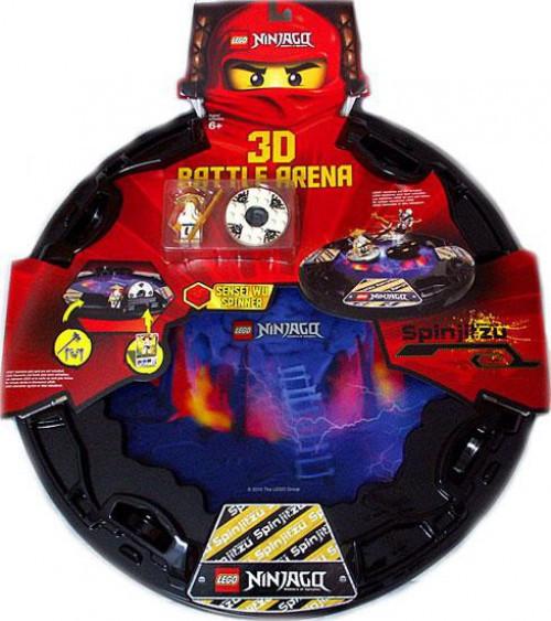 LEGO Ninjago Spinjitzu Spinners Spinjitzu 3D Battle Arena Exclusive Set #853106