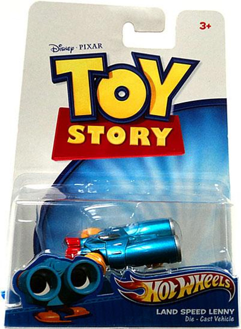 Toy Story Hot Wheels Land Speed Lenny Diecast Vehicle