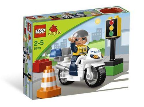 LEGO Duplo Police Bike Set #5679
