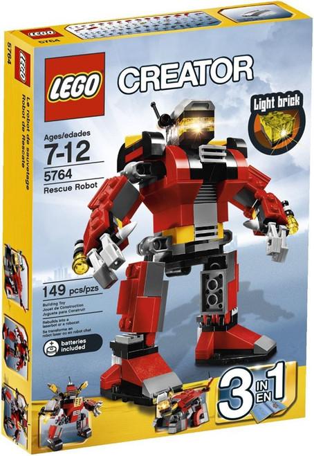 LEGO Creator Rescue Robot Set #5764
