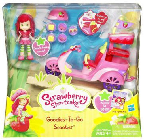 Strawberry Shortcake Goodies To Go Scooter Playset [Verison 2]