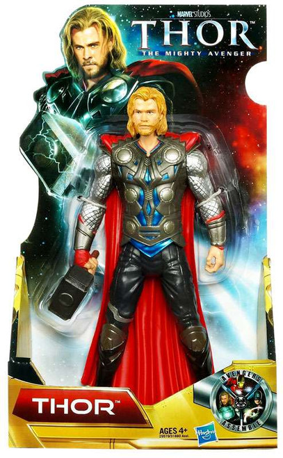 The Mighty Avenger Thor Action Figure [Regular Hammer]