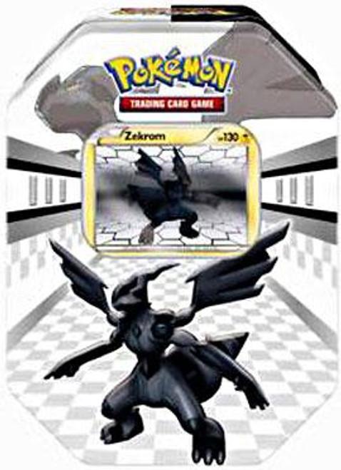 Pokemon Black & White Legends Zekrom Collector Tin