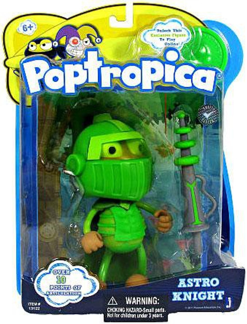 Poptropica Astro Knight Action Figure
