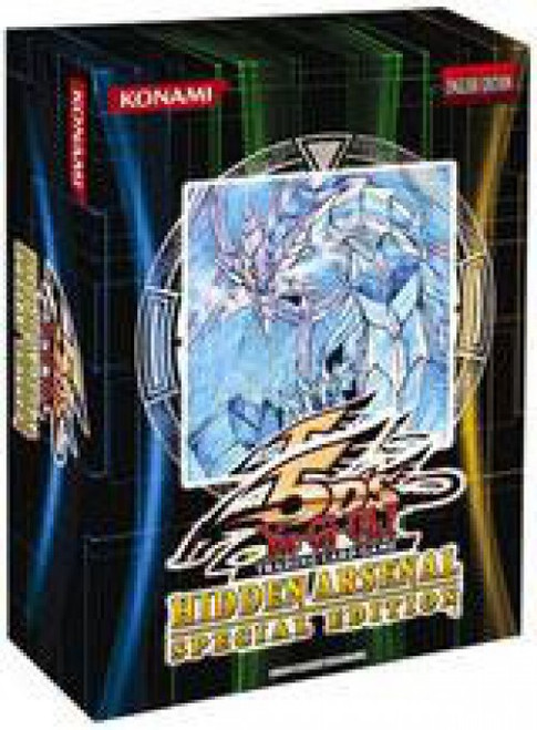 YuGiOh Hidden Arsenal Special Edtion Hidden Arsenal Special Edition Pack [Sealed]