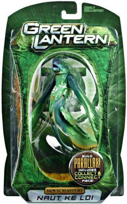 Green Lantern Movie Movie Masters Series 1 Naut Kei Loi Action Figure